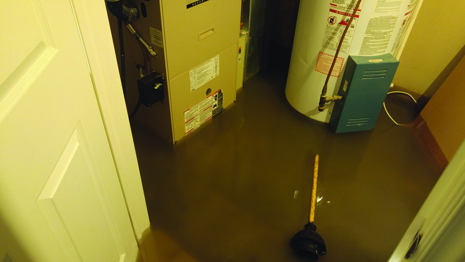 Basement Flooding Can Occur At Any Time For A Variety Of Reasons. Often,  These Floods Are Caused By Lots Of Rain, Or Rapid Snowmelts In The Spring.